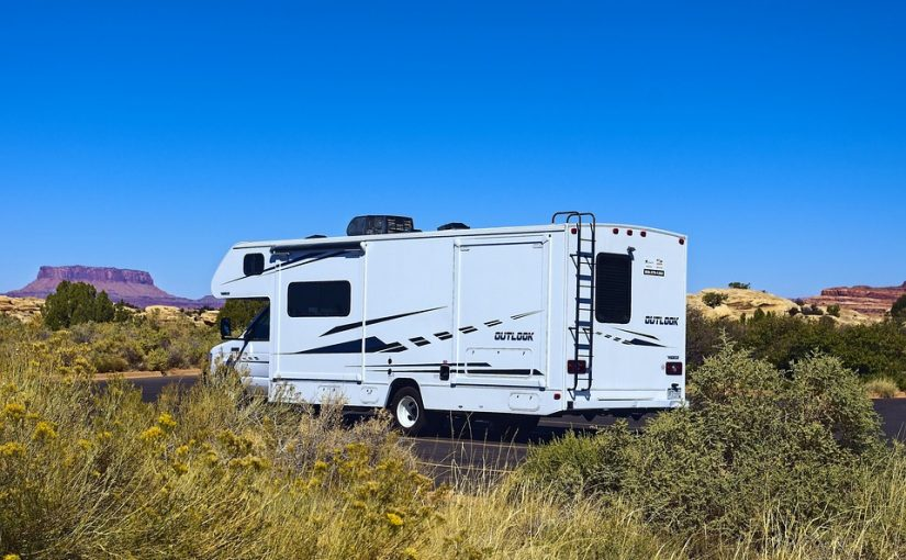 Top 5 RV Driving Tips